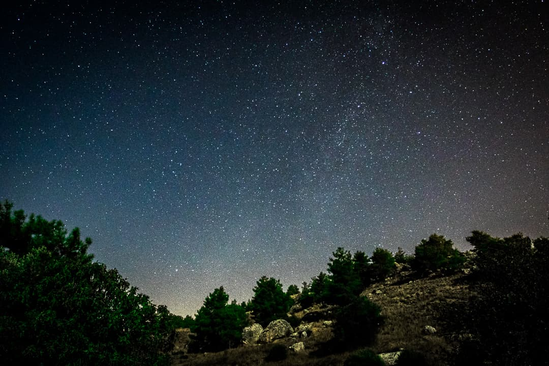 series outside landscape cityscape photo by taspho photography-cyprus stars at night