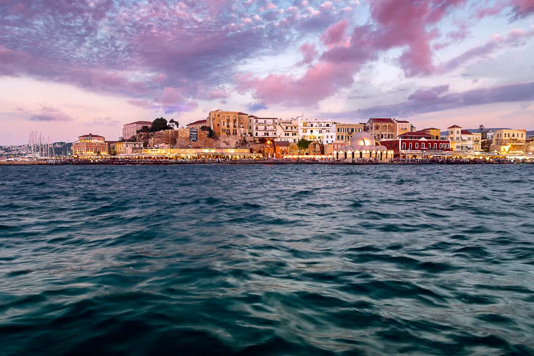 series outside landscape cityscape photo by taspho photography-old harbour chania blend of time