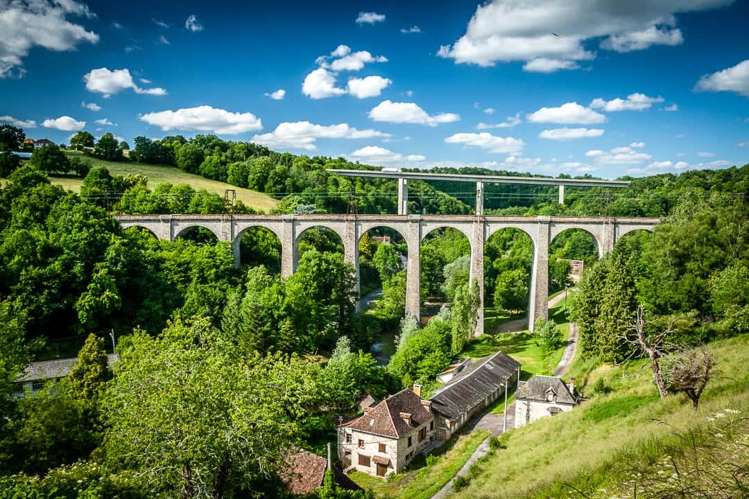 series outside landscape cityscape photo by taspho photography-old village and bridge in france